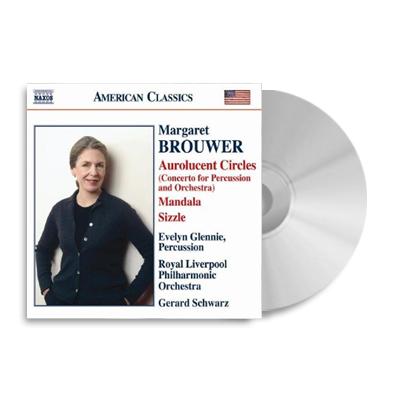 Margaret Brouwer CD