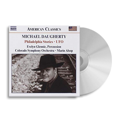 Michael Daugherty UFO CD