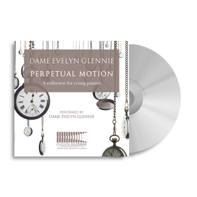 Evelyn Glennie Perpetual Motion CD
