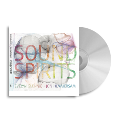 Sound Spirits by Evelyn Glennie CD