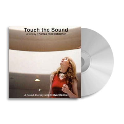 Touch The Sound CD by Evelyn Glennie