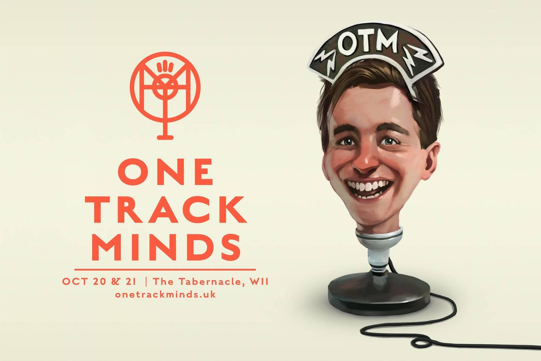 One Track Minds Logo