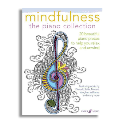 Mindfulness | The Piano Collection (printed music)