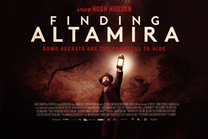 Click image to watch the trailer for 'Finding Altamira'