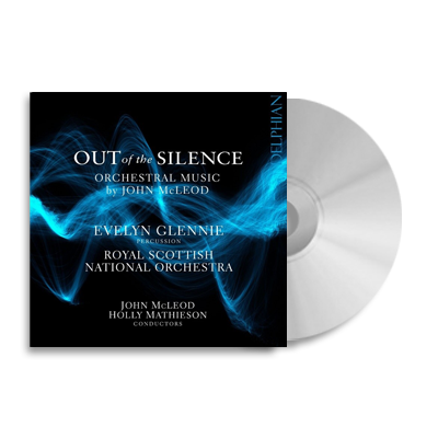 Out of the Silence CD by Evelyn Glennie