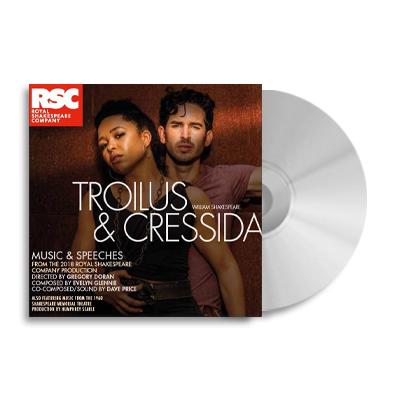 Troilus & Cressida CD