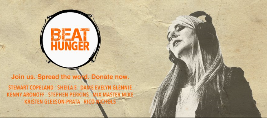 Beat Hunger Campaign