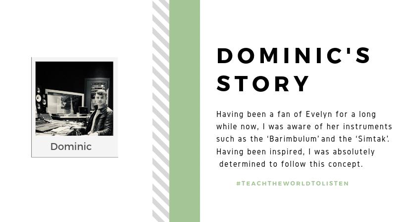 Dominic's Story Artwork for Blog Post