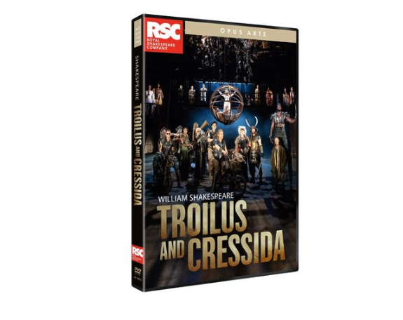 Troilus and Cressida DVD Cover