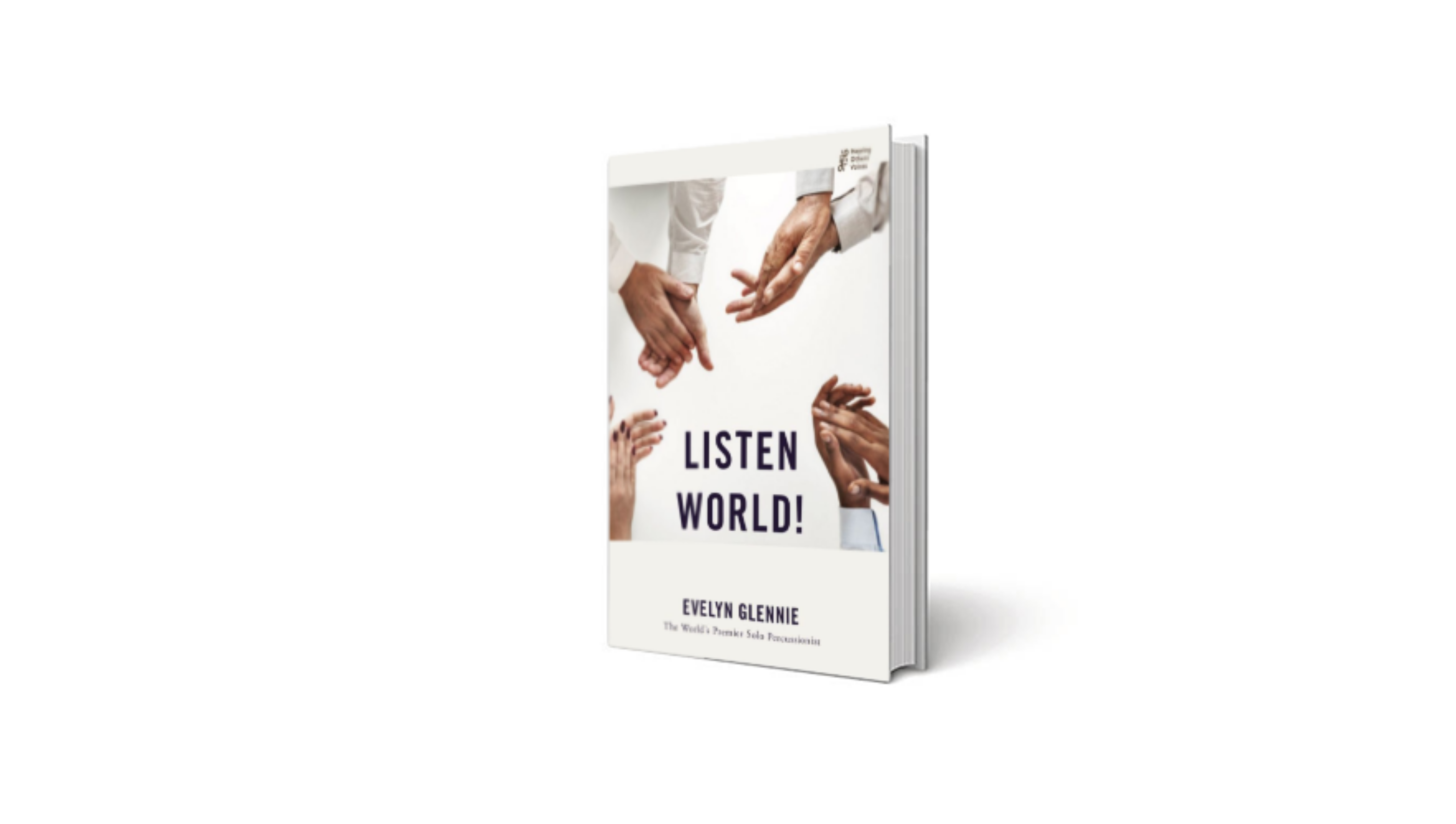 Listen World! Book