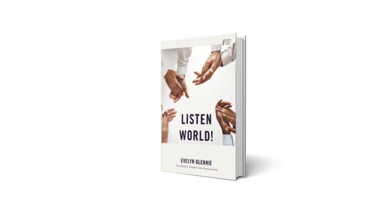 Listen World! Book