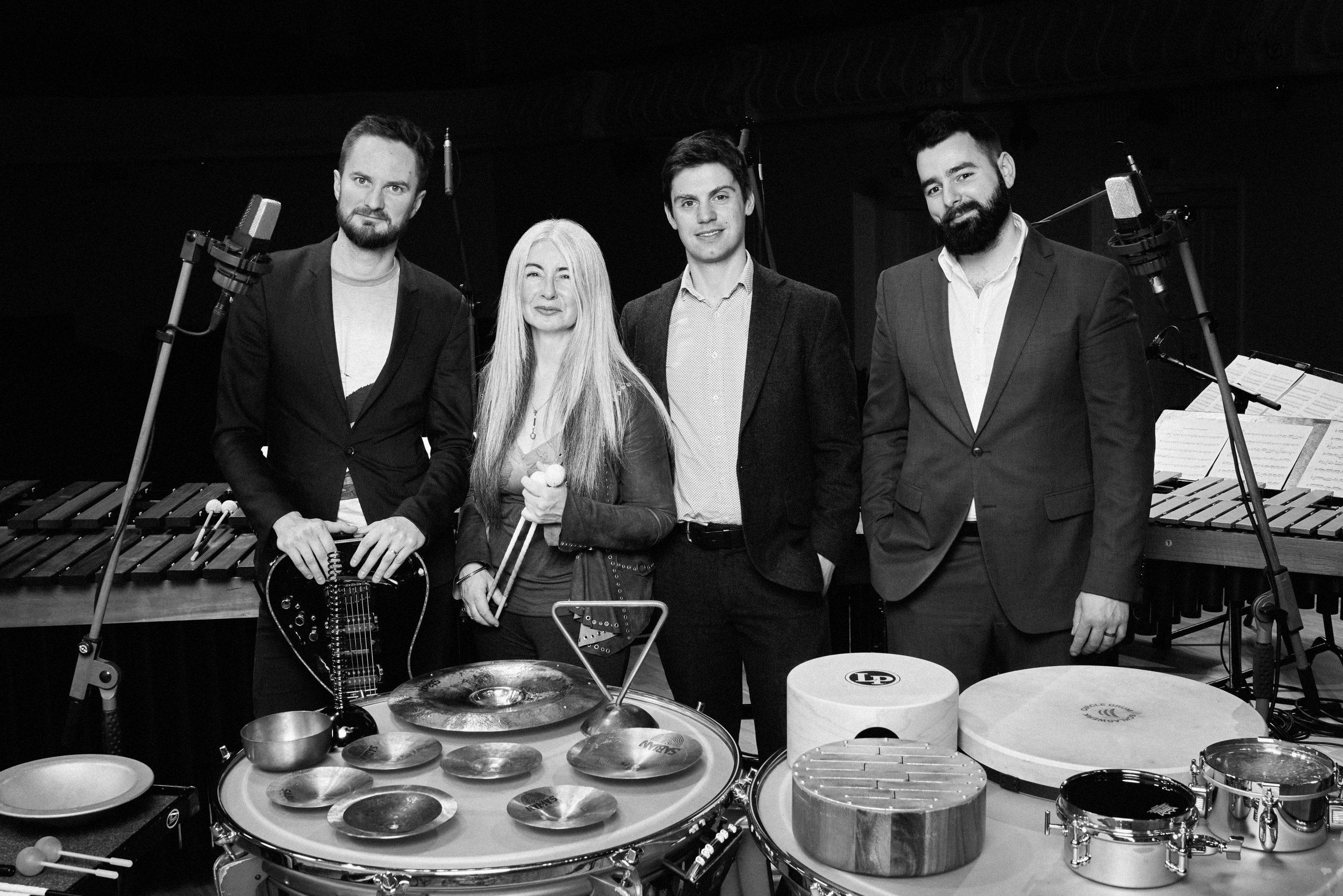 Evelyn Glennie and Trio HLK © Kaupo Kikkas